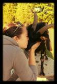 Tara kisses