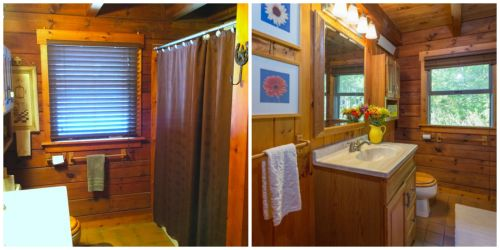 Bathroom B&A